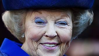 Hinter den streng verschlossenen Türen des königlichen Stadtpalasts in Amsterdam hat die niederländische Ex-Königin Beatrix ihren 80. Geburtstag gefeiert. (Archivbild)