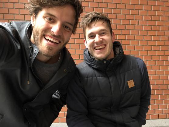 Janic Binda ist Profi-Rollstuhlbasketballer in Italien