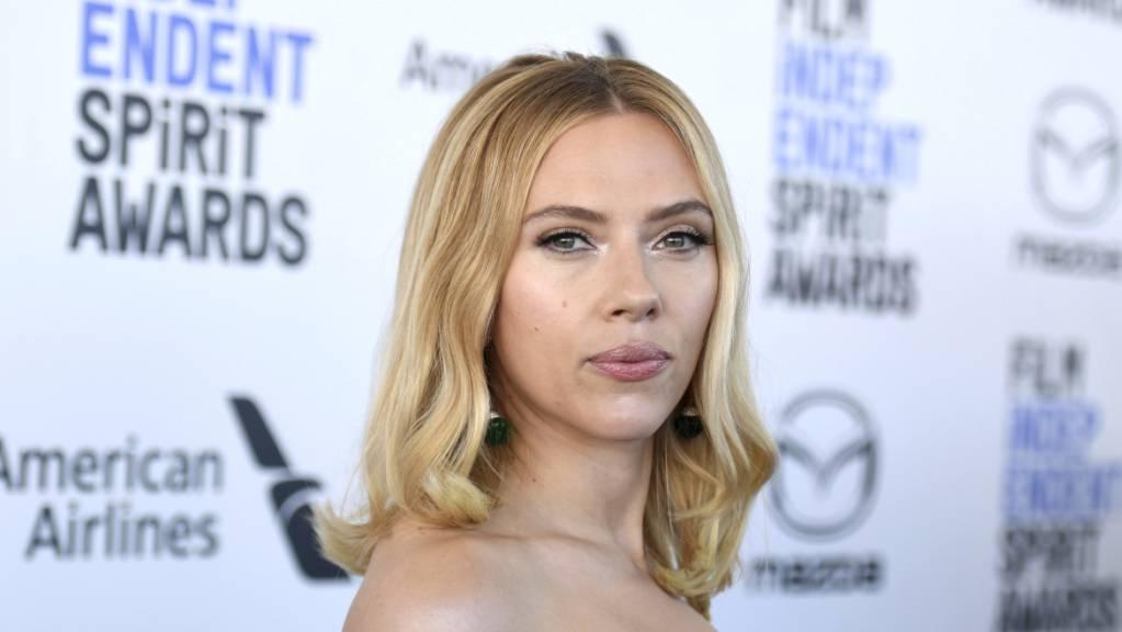 Schauspielerin Scarlett Johansson und der Disney-Konzern legen ihren Streit bei (Archivbild).