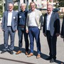 Wird Klaus Kirchmayrs (Mitte) Freundschaft zu Baudirektor Isaac Reber (l.) zum Problem?