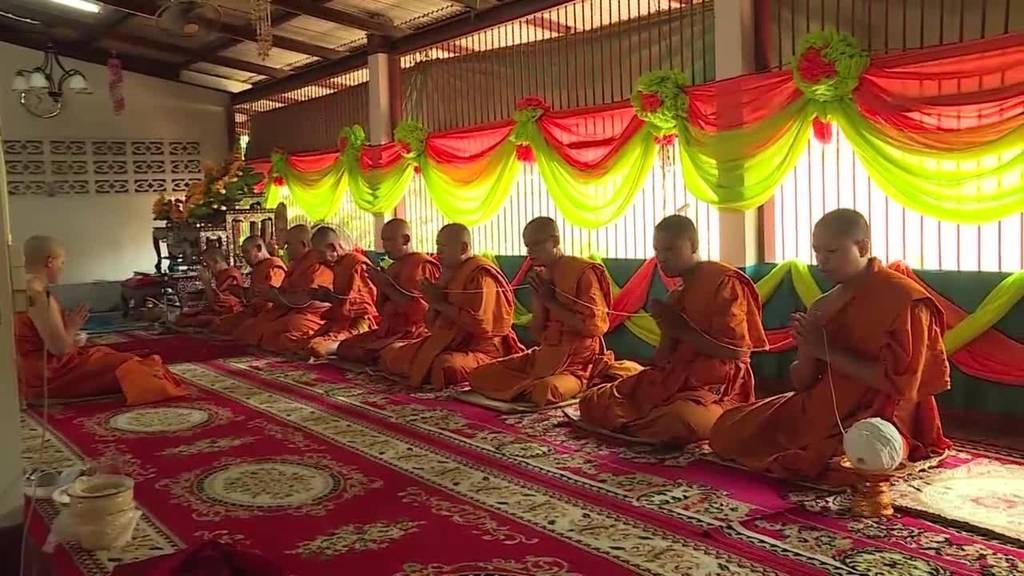 Teil 4: Das Mönchsleben