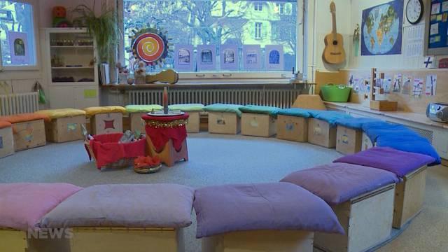 Braucht es WLAN in Kindergärten?