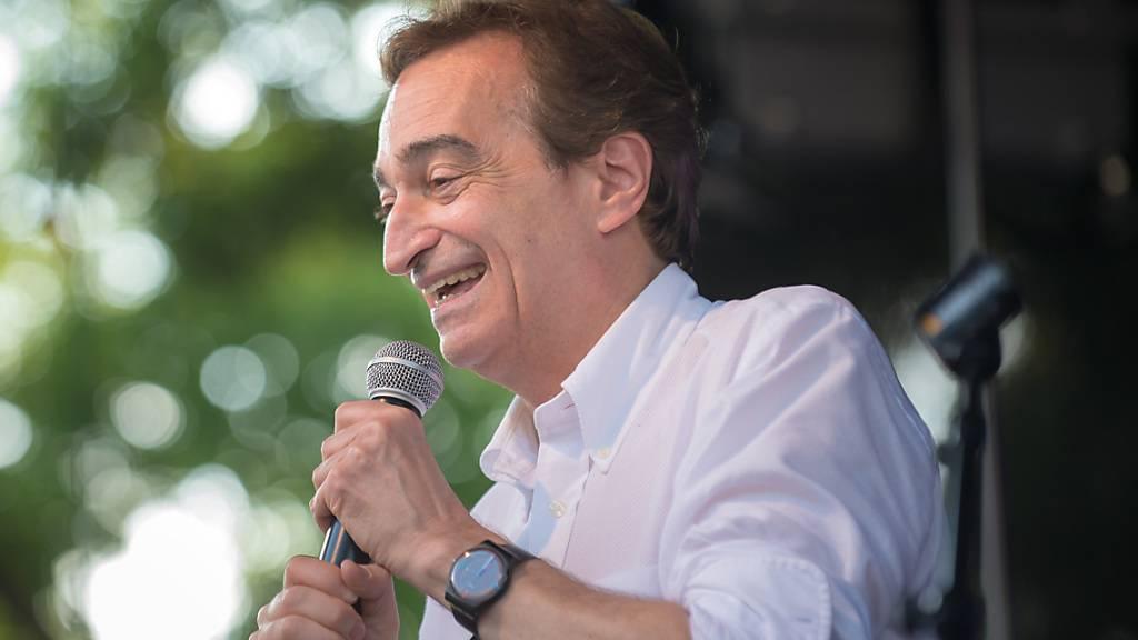 Stadtpräsident von Lugano Marco Borradori verstorben