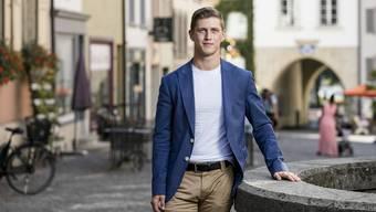 Will für die FDP in den Grossen Rat: Luca Russo.