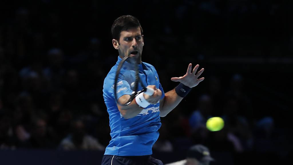 Djokovic mit überzeugendem Start