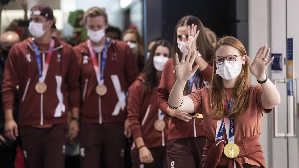 Olympiasiegerin Nina Christen: «Es ist überwältigend»