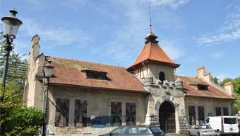 Die Sanierung des historischen Schützenhauses wird nicht einfach sein. cru/Archiv
