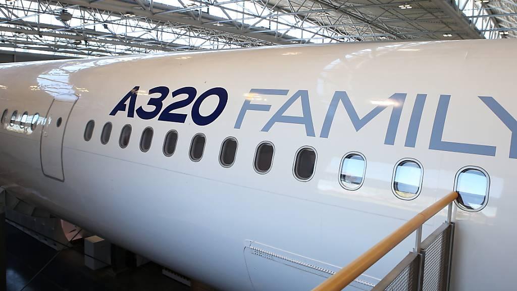 Airbus stoppt vorläufig Endmontage in China