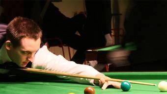 Der Freiämter Pascal Camenzind gehört zu den Turnierfavoriten.