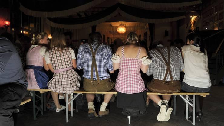 Archiv: Oktoberfest im Restaurant Zic Zac in Allschwil