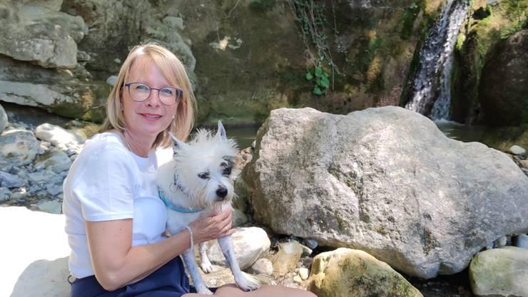 «Wir haben entschieden, diesen Sommer mehrheitlich zu Hause zu verbringen», so die CVP-Grossrätin Karin Koch.