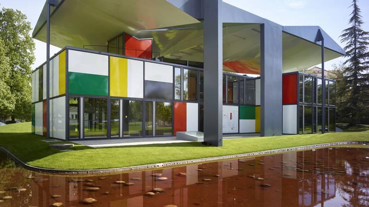 Der Pavillon Le Corbusier wurde als Ausstellungsort konzipiert und seit seiner Eröffnung 1967 als solcher betrieben, um das Werk und die Ideen Le Corbusiers einem breiten Publikum zu vermitteln.