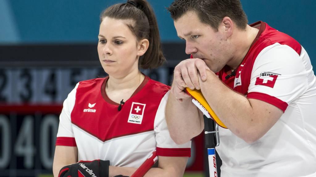 Jenny Perret und Martin Rios sind zum zweiten Mal für Olympische Spiele selektioniert