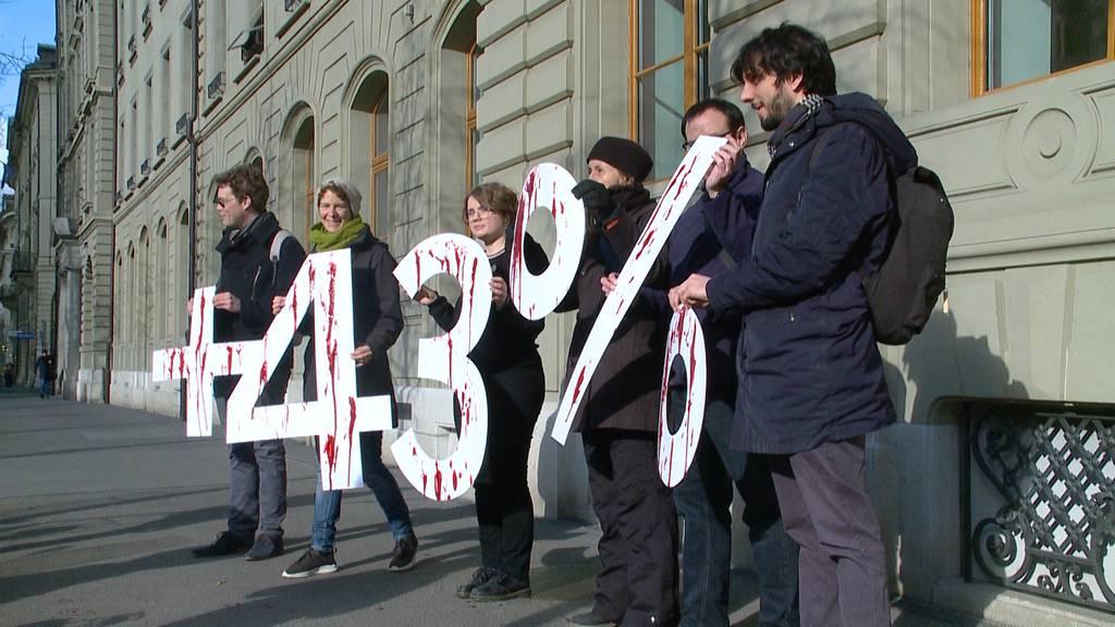 Waffenexporte steigen: Schweiz verkauft immer mehr Waffen ins Ausland