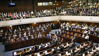 ARCHIV - Nach der Wahl im September sind die Bemühungen um eine Regierungsbildung in Israel endgültig gescheitert. Foto: Ilia Yefimovich/dpa/Archiv