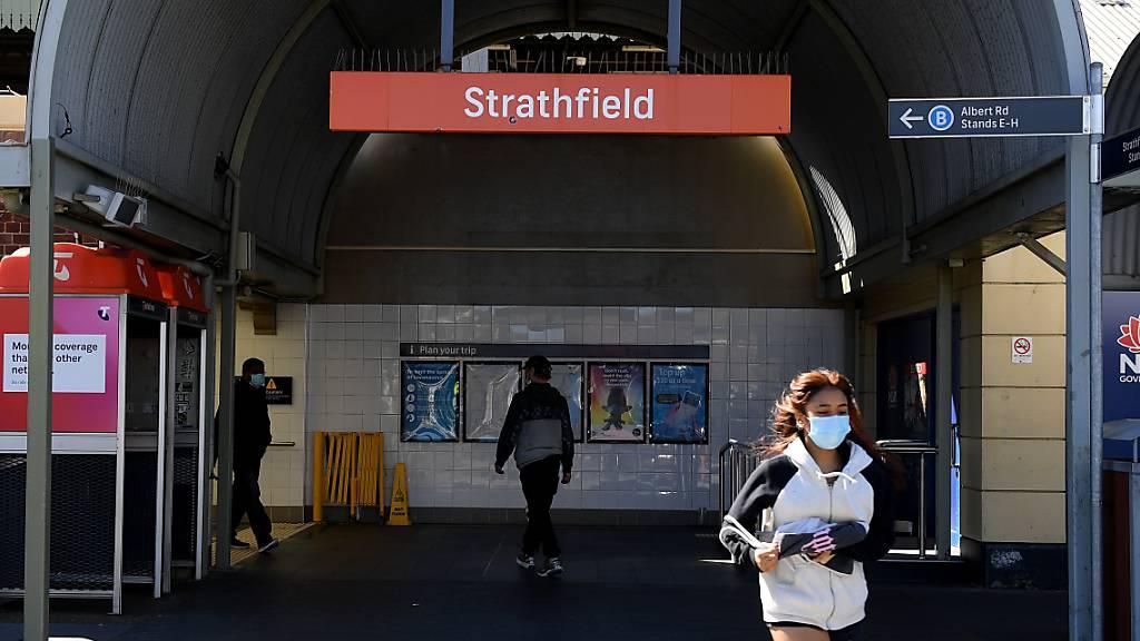 Sydney seit sieben Wochen im Lockdown – weiter Corona-Rekordzahlen