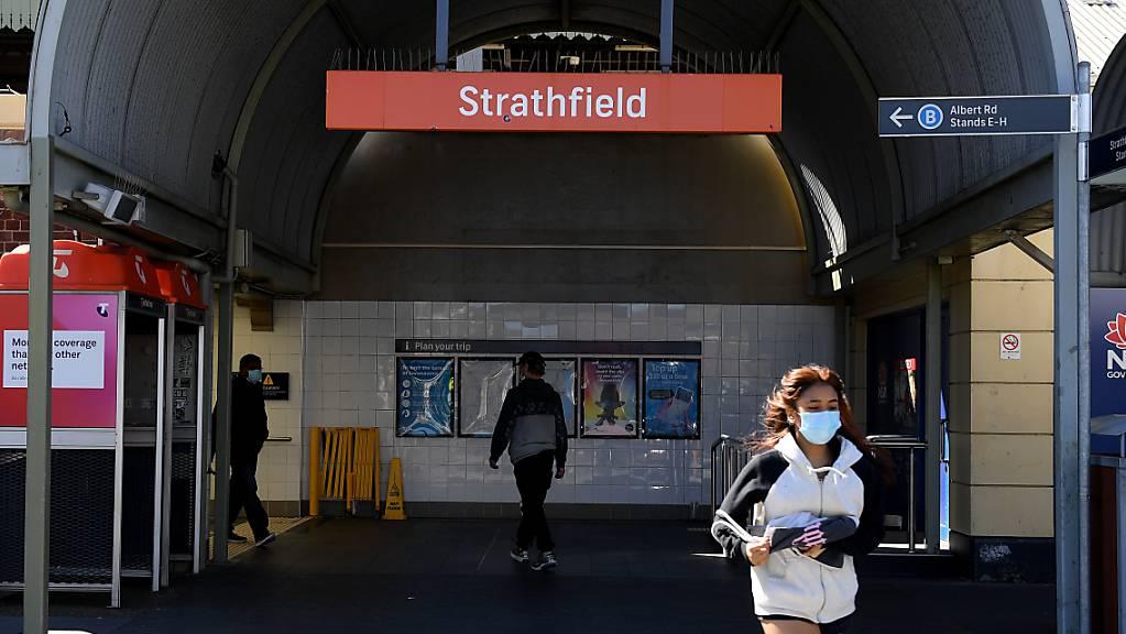 Trotz siebenwöchigem Lockdown: Corona-Rekordzahlen in der australischen Metropole Sydney.
