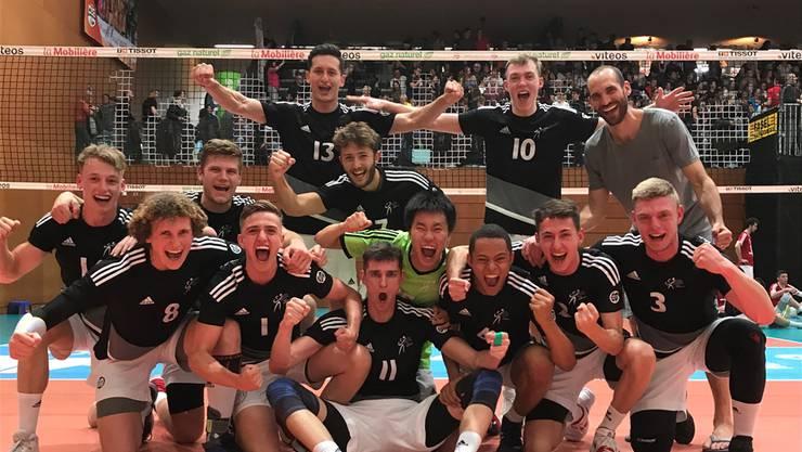 Fünfter Titelgewinn in den vergangenen sechs Jahren für die U23-Equipe.