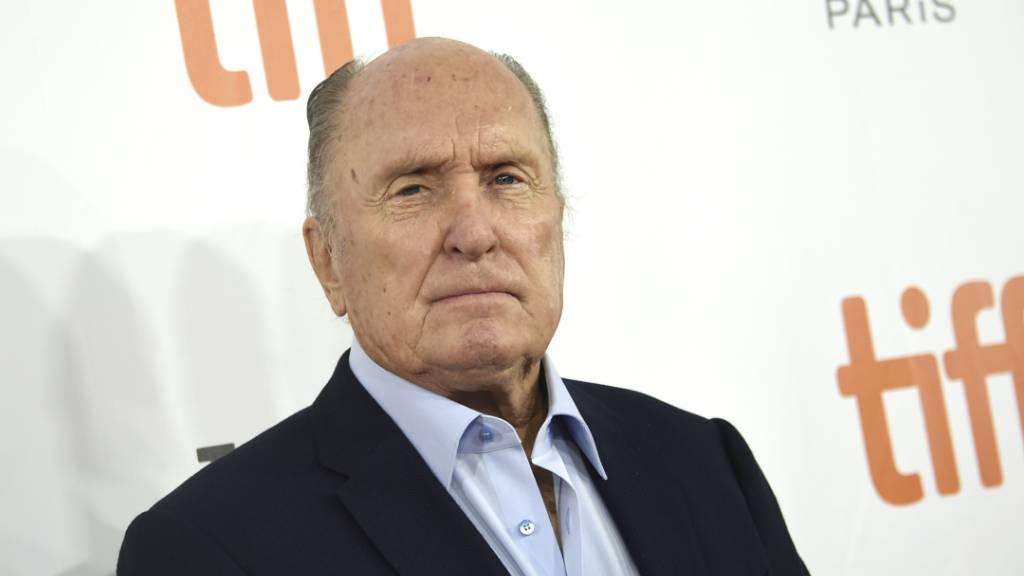Brando ist sein Vorbild - Oscar-Gewinner Robert Duvall wird 90