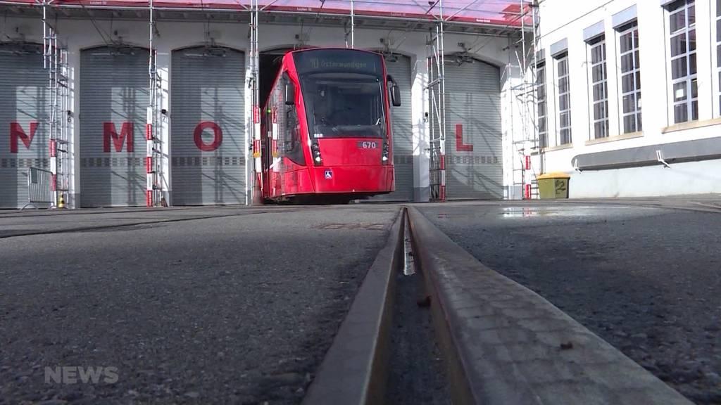Stadt Bern: Dritte Einsprache gegen die Tramlinie «Bern-Ostermundigen»