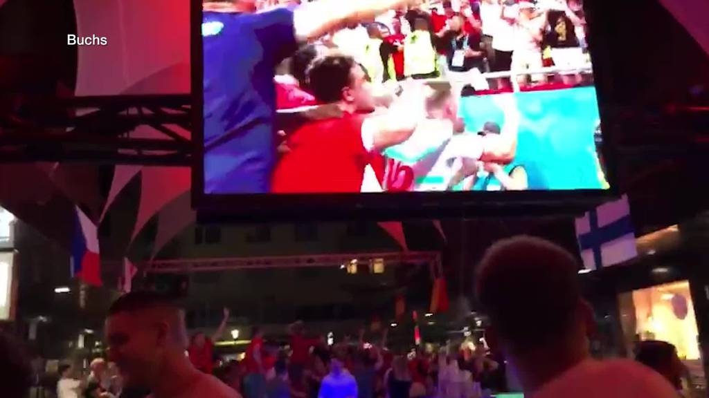 Nach Viertelfinaleinzug: So feiert die Ostschweiz