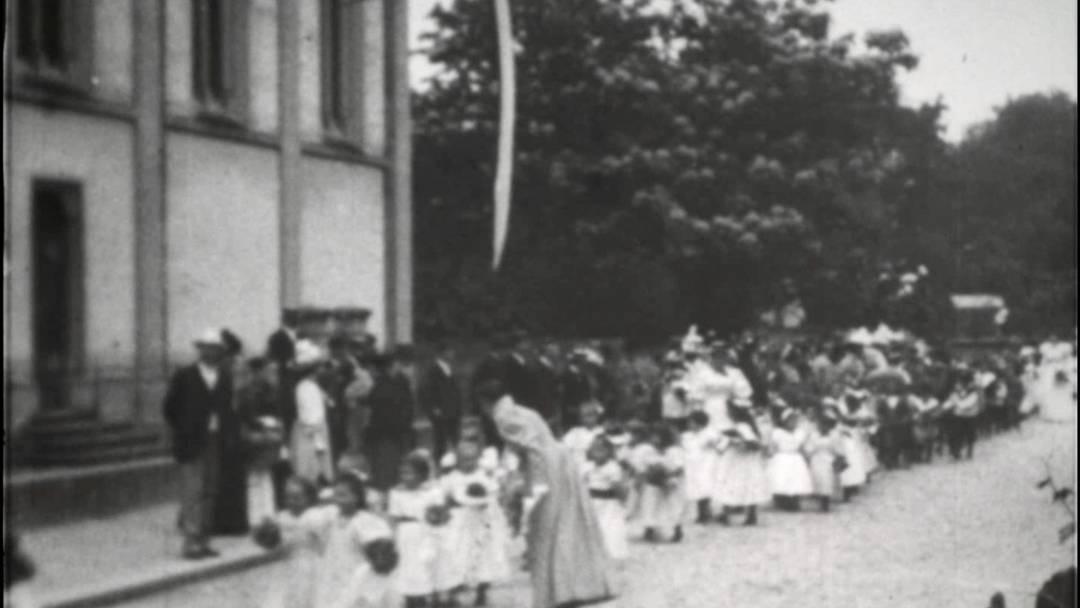 Faszinierend: Das ist das älteste Maienzug-Video überhaupt