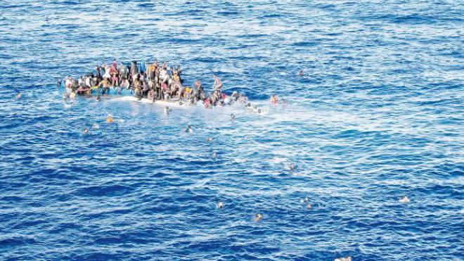 Die jüngste Katastrophe im Mittelmeer hat bei den bürgerlichen zum Umdenken geführt. Foto: KEY
