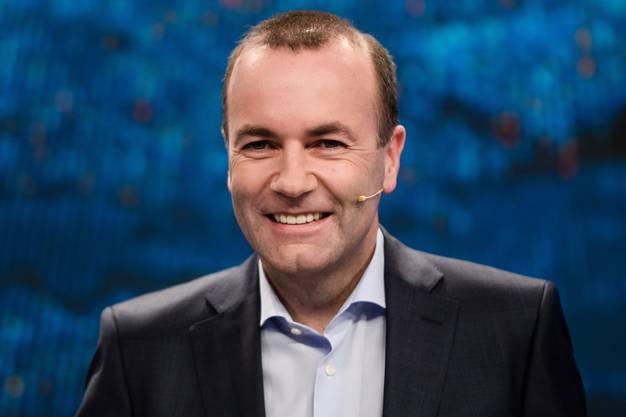 Nur ein Trostpreis für Manfred Weber: Das Amt des Parlamentspräsidenten.