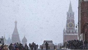 Die Ratingagentur Moody's hat Russland eine bessere Note bei der Bonität gegeben. (Symbolbild)
