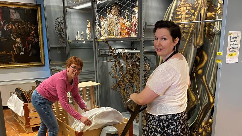 Historisches Museum schliesst vorübergehend