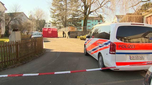 Tote Frau in Dübendorf gefunden