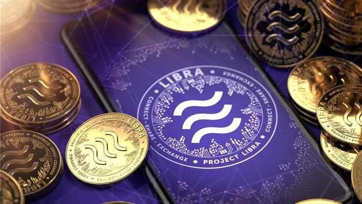 Die Ziele bleiben unklar: Die neue Libra-Währung.Shutterstock