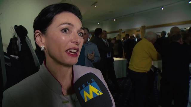 Neue Aargauer CVP-Präsidentin