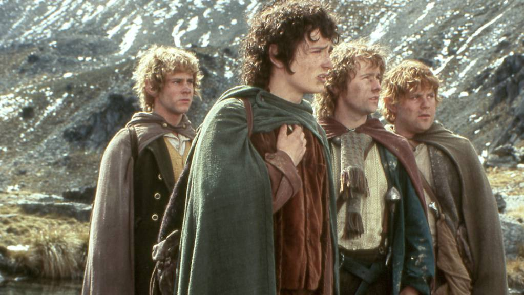 Die nächsten Folgen von «Herr der Ringe» werden in Grossbritannien produziert. (Archivbild)