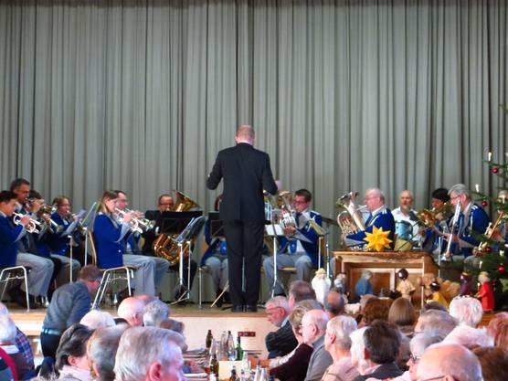 Die Brass Band Musikgesellschaft Füllinsdorf