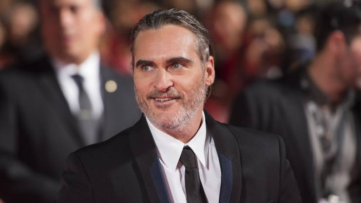 """US-Schauspieler Joaquin Phoenix wird für seine Rolle in """"Joker"""" gefeiert. Statt selbst zu feiern, setzt er sich lieber für Tiere ein."""