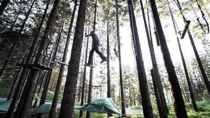 In luftigen Höhen – die coolsten Kletterparks in und um Zürich