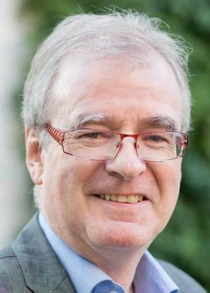 SVP-Grossrat Daniel Vulliamy.