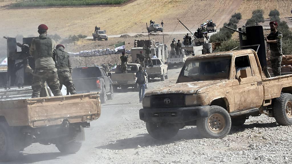 Türkei setzt Offensive trotz internationaler Kritik fort