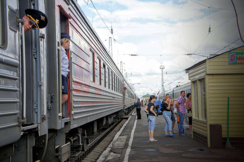 Transsibirische Eisenbahn (2)