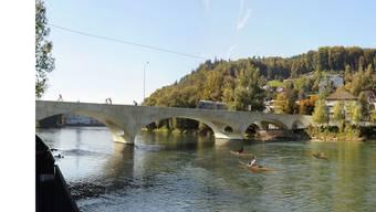Aarau sagt Ja zum Pont Neuf-Bauprojekt