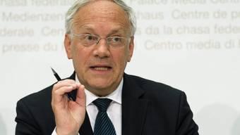 Bundesrat Johann Schneider Ammann zur Fachkräfteinitiative