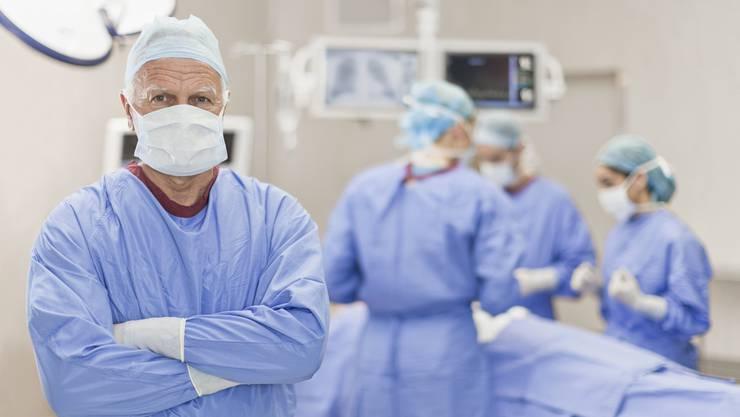 Wann ist ein Chirurg zu alt?