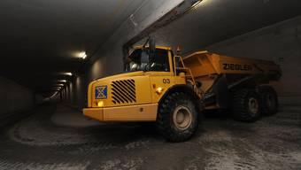 H2-Baustelle: Der Tunnel unter dem Tunnel
