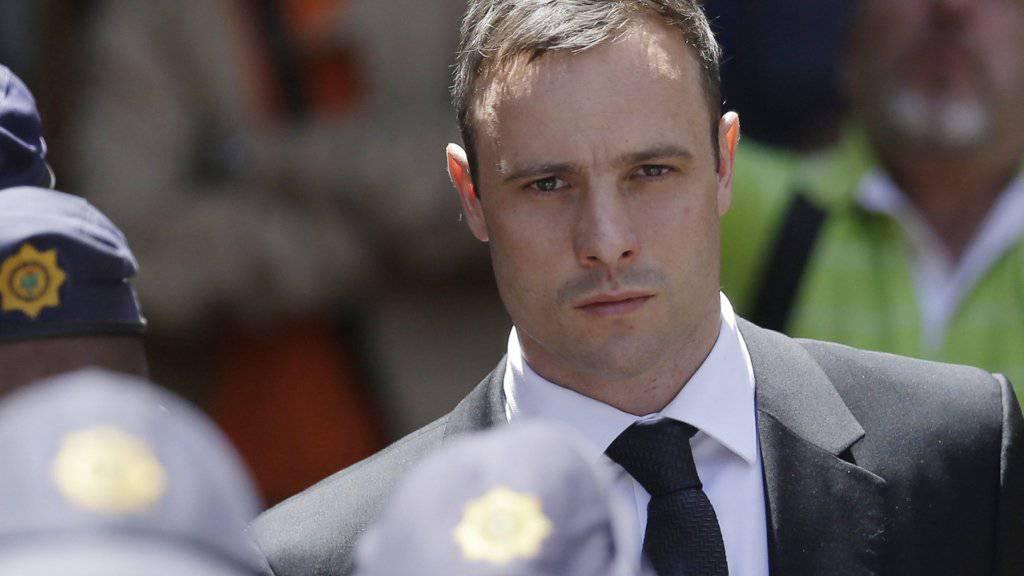 Oscar Pistorius bleibt in Haft.