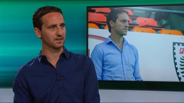 Sandro Burki, FC-Aarau-Sportchef: «Ich mache diesen Job immer noch sehr gern»