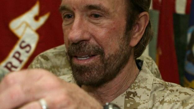 Chuck Norris wird 80 Jahre alt