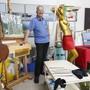 Reto Hartmann leitet die Berliner Kinderhilfe
