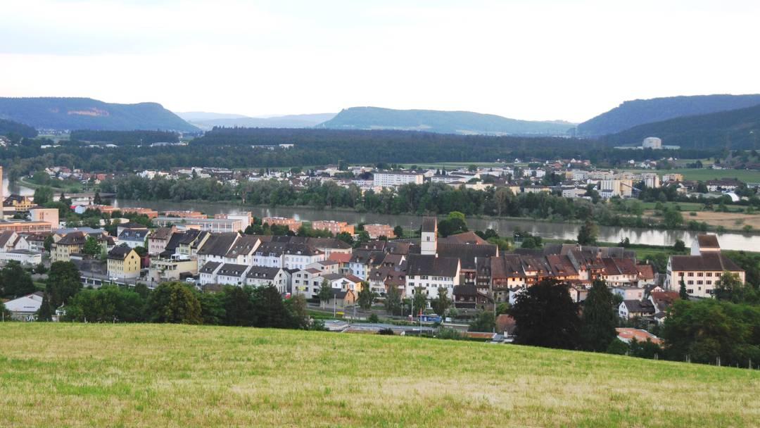 Bauland mit schöner Aussicht: Hier hofft Klingnau auf gute Steuerzahler