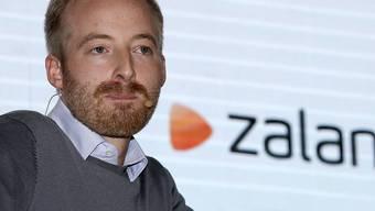 Rubin Ritter, Chef von Zalando, setzt auf Kundenbindung. (Archiv)